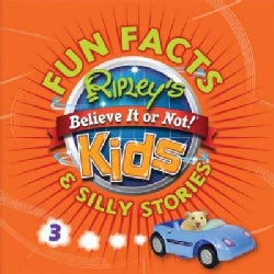 Ripley's Fun Facts & Silly Stories 3 (Paperback)