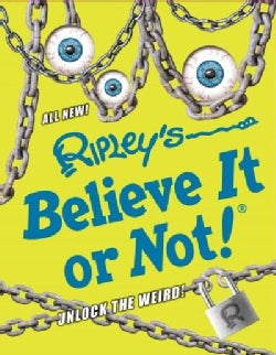 Ripley's Believe It or Not!: Unlock the Weird! (Hardcover)