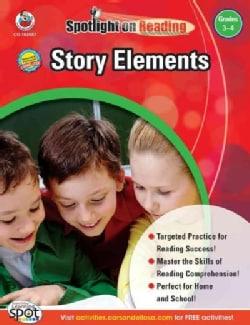 Story Elements, Grades 3-4 (Paperback)