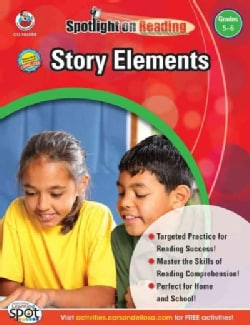 Story Elements, Grades 5-6 (Paperback)