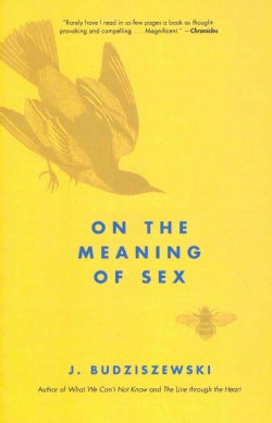 On the Meaning of Sex (Paperback)
