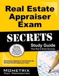 Real Estate Appraiser Exam Secrets: Real Estate Appraiser Test Review for the Real Estate Appraiser Exam (Paperback)