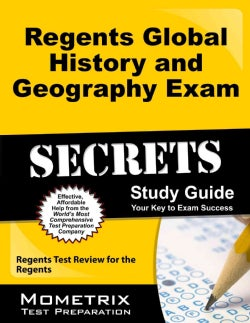 Regents Global History and Geography Exam Secrets Study Guide: Regents Test Review for the Regents (Paperback)