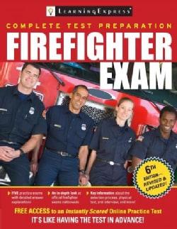 Firefighter Exam (Paperback)