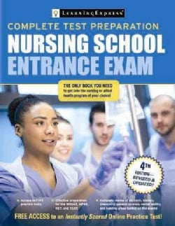 Nursing School Entrance Exams: Your Guide to Passing the Test (Paperback)