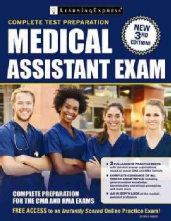 Medical Assistant Exam: Preparation for the Cma and Rma Exams (Paperback)