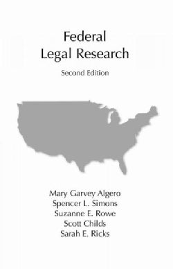 Federal Legal Research (Paperback)