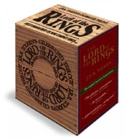 The Lord of the Rings: Wood Box Edition (CD-Audio)