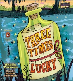 Three Times Lucky (CD-Audio)