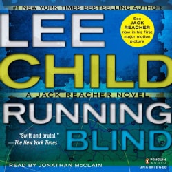 Running Blind (CD-Audio)