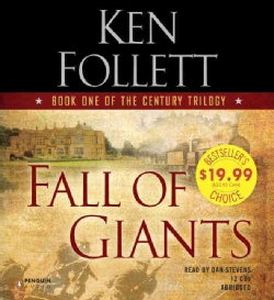 Fall of Giants (CD-Audio)