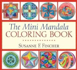 The Mini Mandala Adult Coloring Book (Paperback)