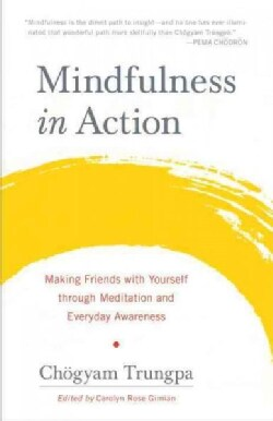 Mindfulness in Action: Making Friends with Yourself through Meditation and Everyday Awareness (Paperback)