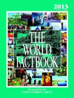 The World Factbook 2013: CIA's 2012 Edition (Hardcover)