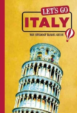 Let's Go Italy: The Student Travel Guide (Paperback)