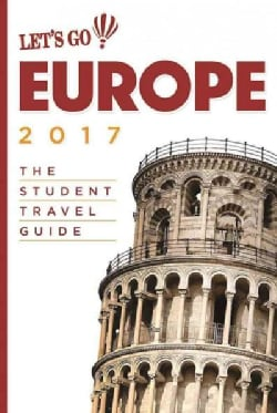 Let's Go 2017 Europe: The Student Travel Guide (Paperback)