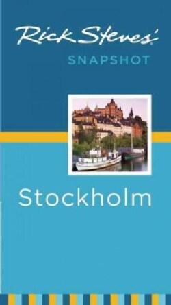 Rick Steves' Snapshot Stockholm (Paperback)