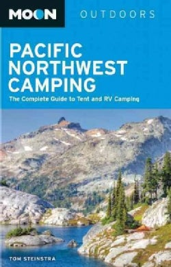 Moon Outdoors Pacific Northwest Camping (Paperback)