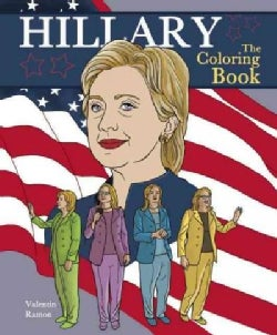Hillary Adult Coloring Book: The Coloring Book (Paperback)