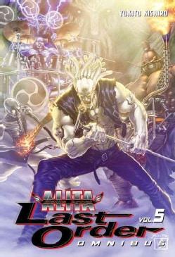 Battle Angel Alita: Last Order Omnibus 5 (Paperback)