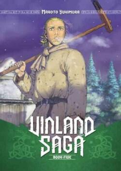Vinland Saga 5 (Hardcover)