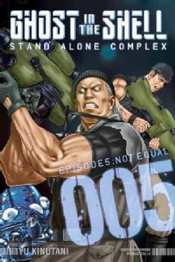 Ghost in the Shell Stand Alone Complex 5 (Paperback)