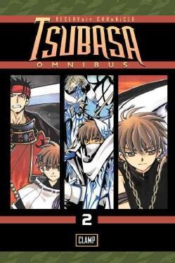Tsubasa Omnibus 2 (Paperback)