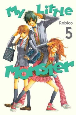 My Little Monster 5 (Paperback)