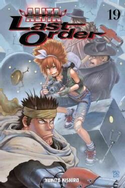 Battle Angel Alita: Last Order 19 (Paperback)