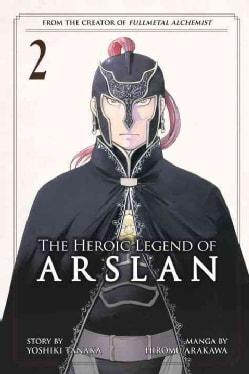 Heroic Legend of Arslan (Paperback)