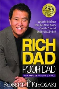 Rich Dad Poor Dad (Paperback)
