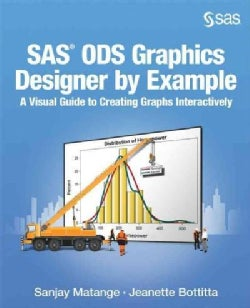 SAS ODS Graphics Designer by Example: A Visual Guide to Creating Graphs Interactively (Paperback)