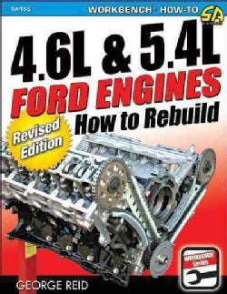 4.6l & 5.4l Ford Engines: How to Rebuild (Paperback)