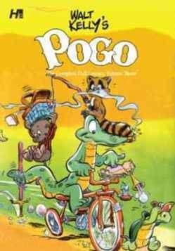 Walt Kelly's Pogo the Complete Dell Comics 3 (Hardcover)