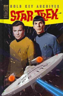 Star Trek Gold Key Archives 1 (Hardcover)