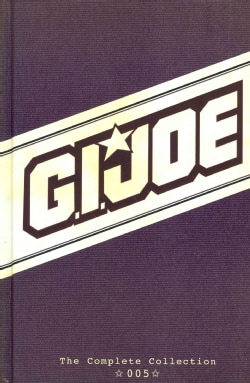 G.I. Joe - The Complete Collection 5 (Hardcover)