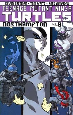 Teenage Mutant Ninja Turtles 8: Northampton (Paperback)