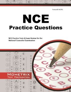 NCE Practice Questions: NCE Practice Tests & Exam Review for the National Counselor Examination (Paperback)