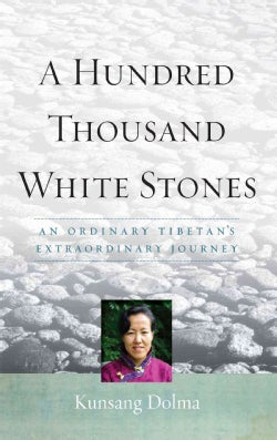 A Hundred Thousand White Stones (Paperback)