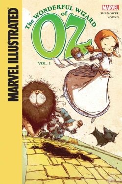 Marvel Illustrated the Wonderful Wizard of Oz 1 (Hardcover)
