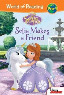 Sofia the First: Sofia Makes a Friend (Hardcover)