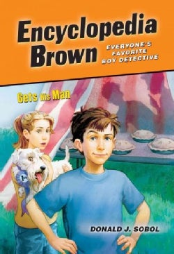 Encyclopedia Brown Gets His Man (Hardcover)