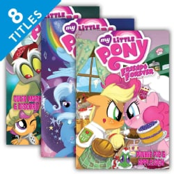 My Little Pony: Friends Forever (Hardcover)