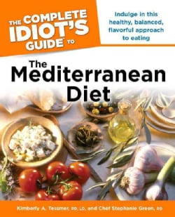 The Complete Idiot's Guide to the Mediterranean Diet (Paperback)