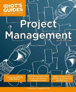 Idiot's Guides Project Management (Paperback)