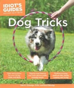 Idiot's Guides Dog Tricks (Paperback)