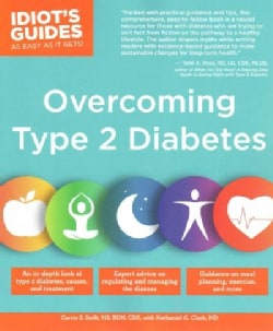 Idiot's Guides Overcoming Type 2 Diabetes (Paperback)