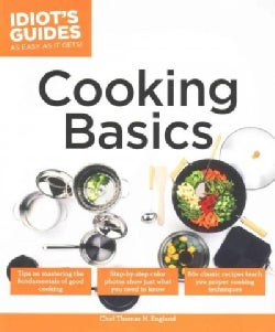 Idiot's Guides Cooking Basics (Paperback)