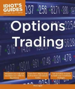Idiot's Guides Options Trading (Paperback)
