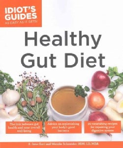 Idiot's Guides Healthy Gut Diet (Paperback)